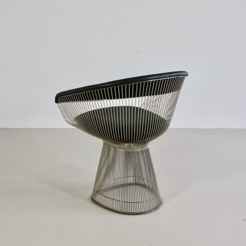 Another set of 4 Arm Chairs by Warren PLATNER, Knoll International