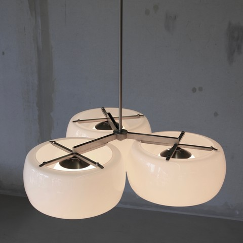 Ceiling Lamp designed by Vico MAGISTRETTI for Artemide), 1961