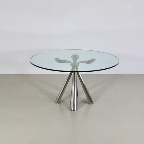 Dining Table by Vittorio INTROINI for SAPORITI, 1972