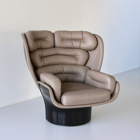 The ELDA Chair by Joe COLOMBO