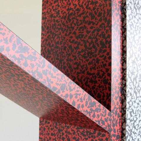 Ettore SOTTSASS - CASABLANCA Shelf, 1981