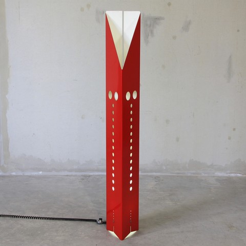 Floor Lamp by CARMELLINI & TRONCONI, 1970's