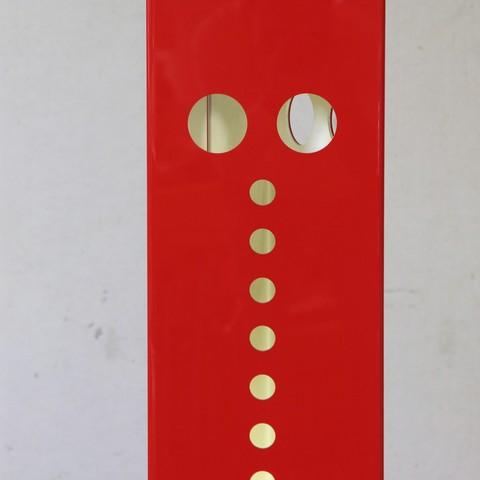 Floor Lamp by CARMELLINI & TRONCONI, 1970's