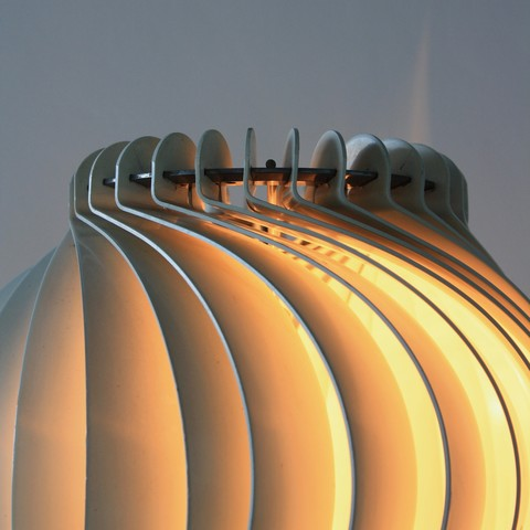 MEDUSA Table Lamp by Olaf von Bohr, 1968