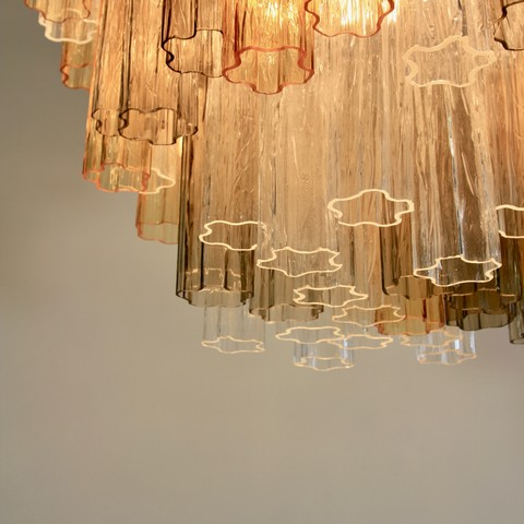 MURANO Glass Chandelier (3 colours), Italy