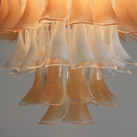 MURANO Glass Chandelier Multicolour