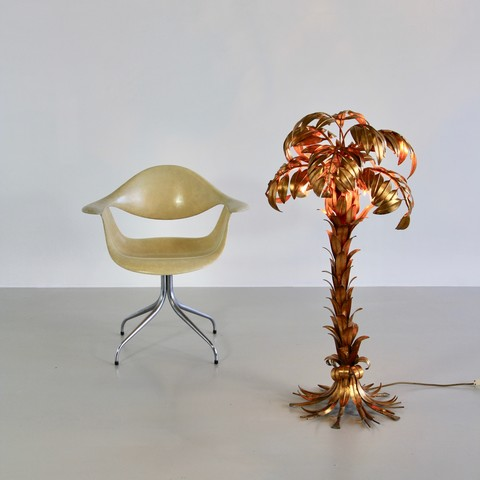 Palm Lamp by Hans KÖGEL
