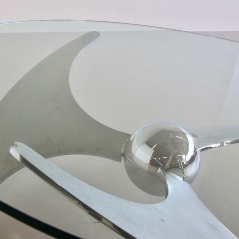 Propeller Table by Luciano CAMPANINI, 1973