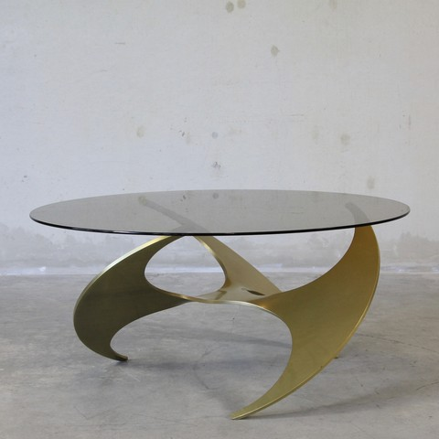 Propeller Table by Ronald SCHMIDT, 1960's