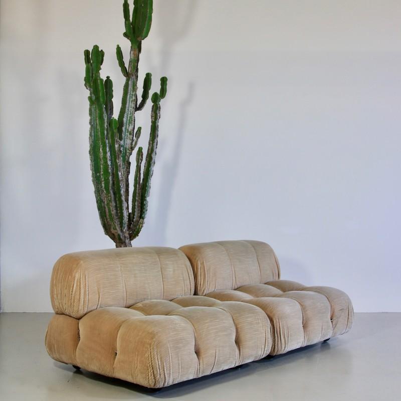 CAMALEONDA modular sofa by Mario BELLINI, 1972