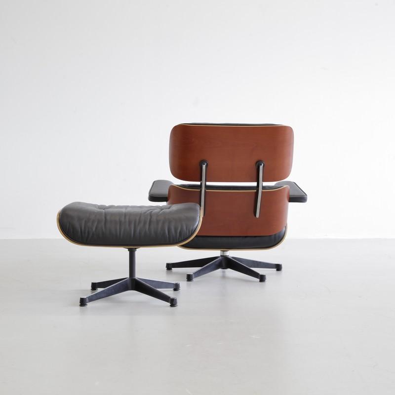 Charles & Ray EAMES Lounge Chair, Vitra 1999