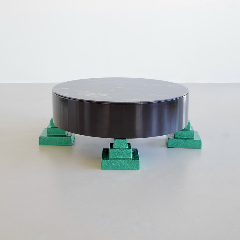 Coffee Table designed by Ettore SOTTSASS, 1983