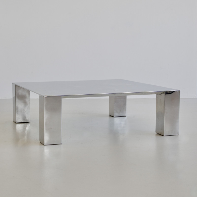 Coffee Table designed by Giovanni OFFREDI for SAPORITI, 1970s