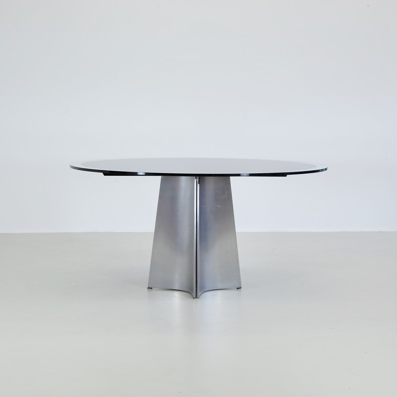 Dining Table by Luigi Saccardo, MAISON JANSEN