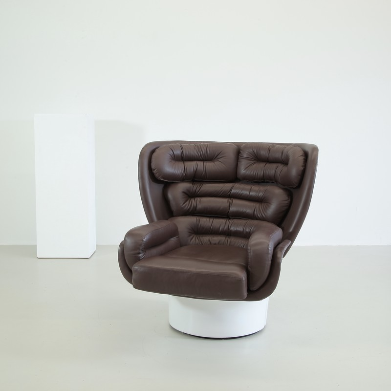 ELDA Chair by Joe COLOMBO
