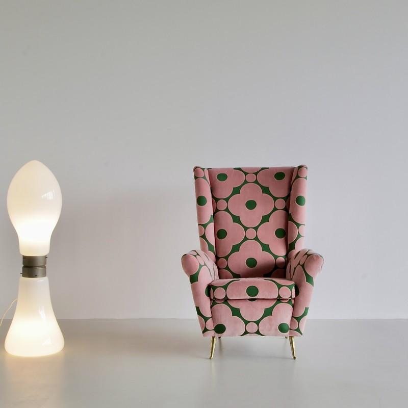 Floor Lamp by AV MAZZEGA, Italy c1970