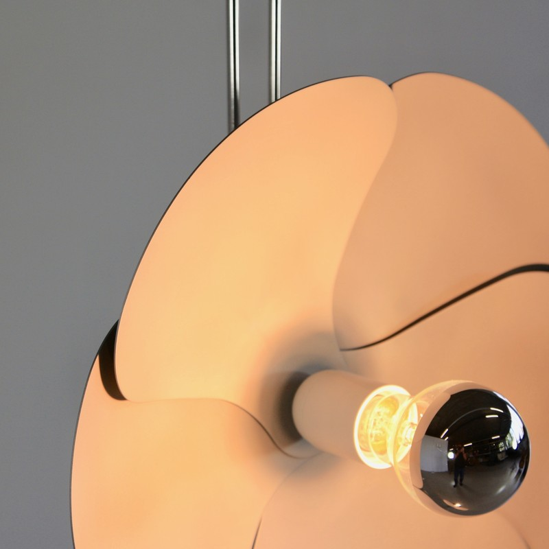 Floor Lamp by Olivier MOURGUE 1967, model 2093.