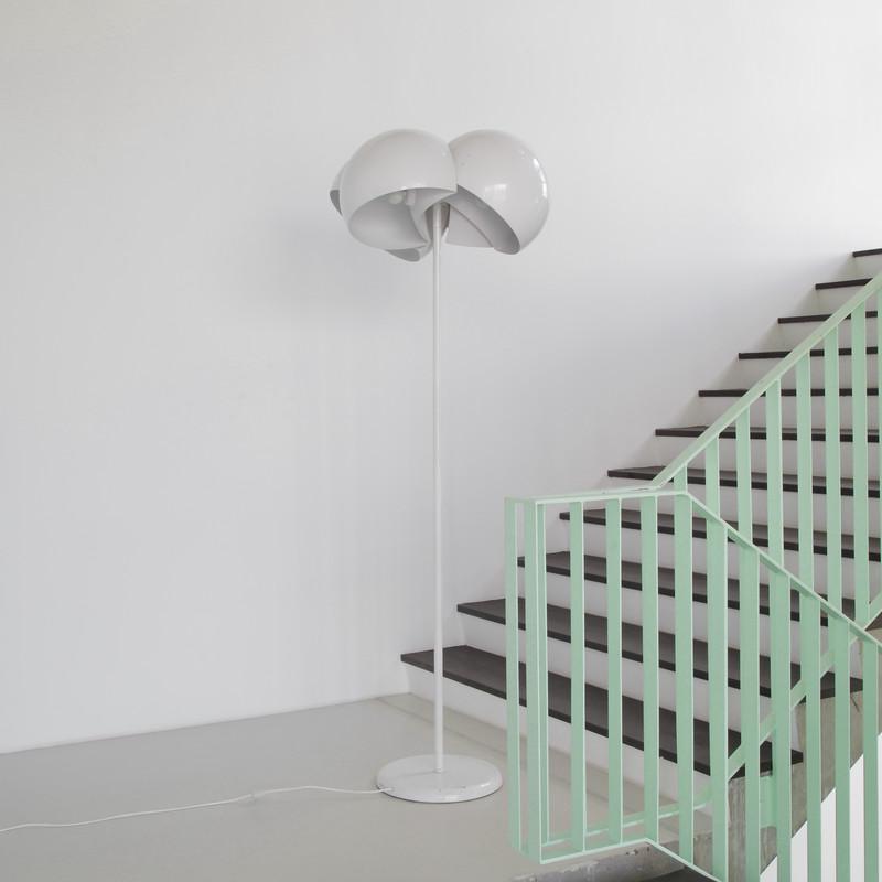 GIUNONE Floor Lamp by Vico MAGISTRETTI, Artemide 1970