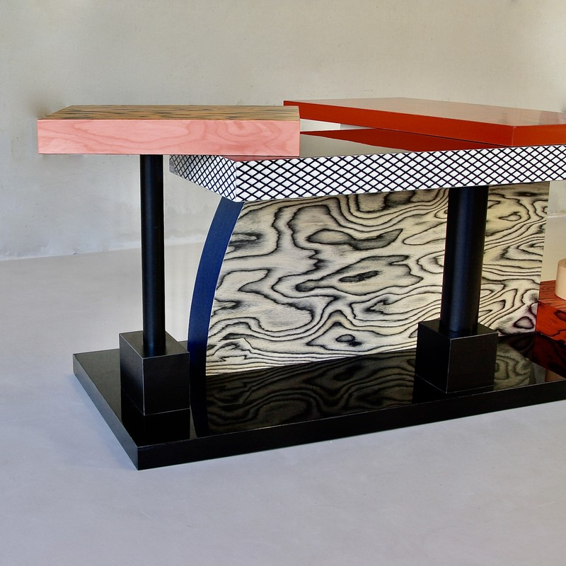 Large Console Table by Ettore SOTTSASS