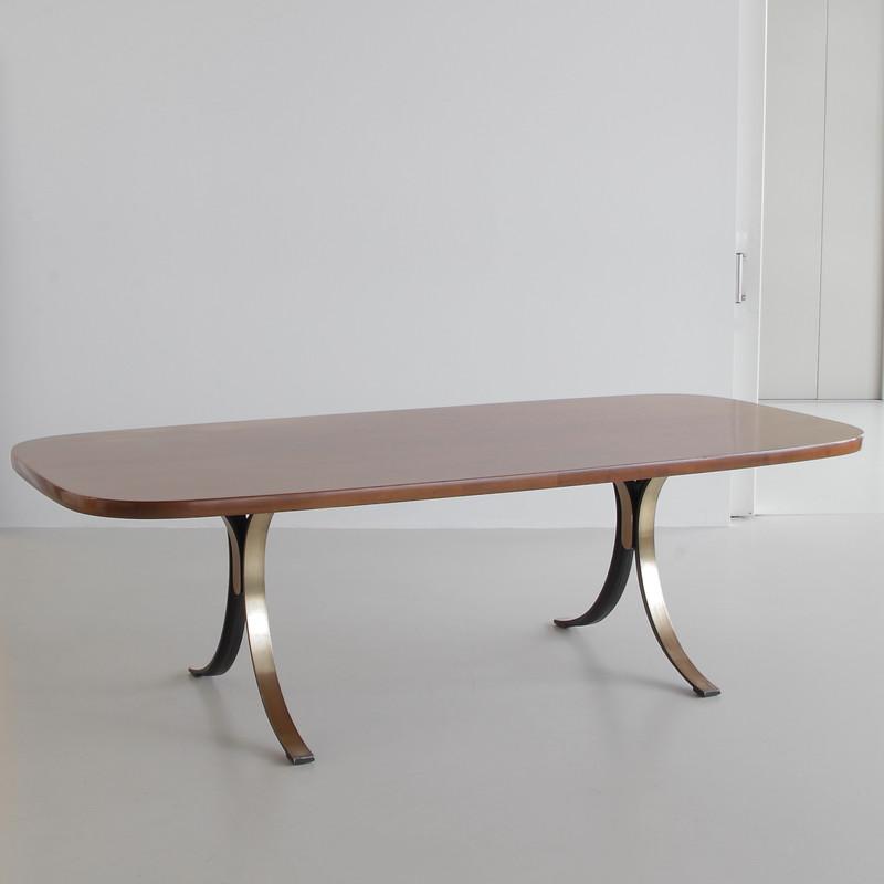 Large Dining Table/ Desknby Osvaldo BORSANI, TECNO