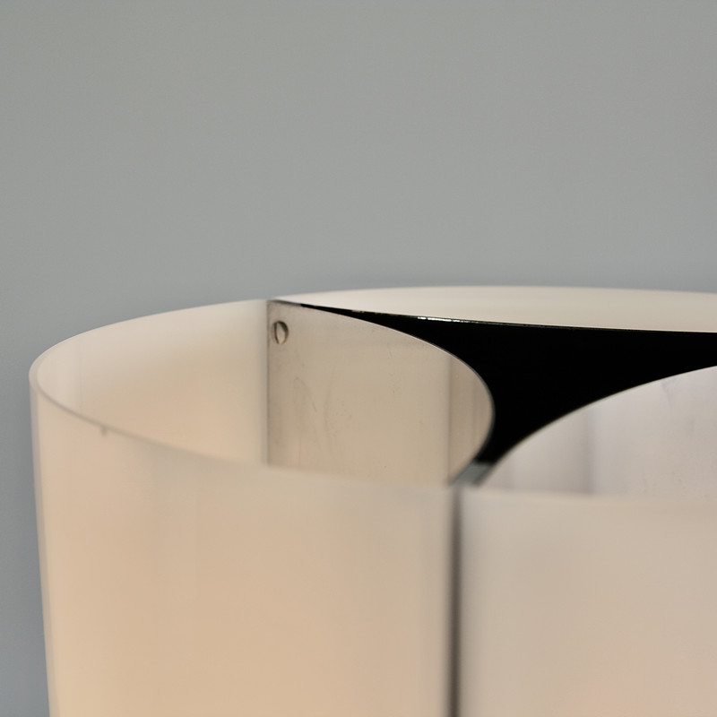 LARGE MODEL ARTELUCE Table Lamp by M. VIGNELLI, 1965