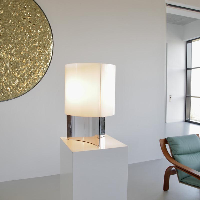 LARGE MODEL ARTELUCE Table Lamp by M. VIGNELLI, 1965