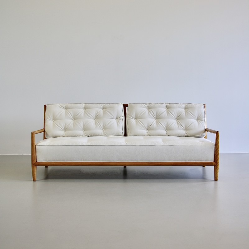 Large Sofa by T.H. ROBSJOHN-GIBBONS, 1950s