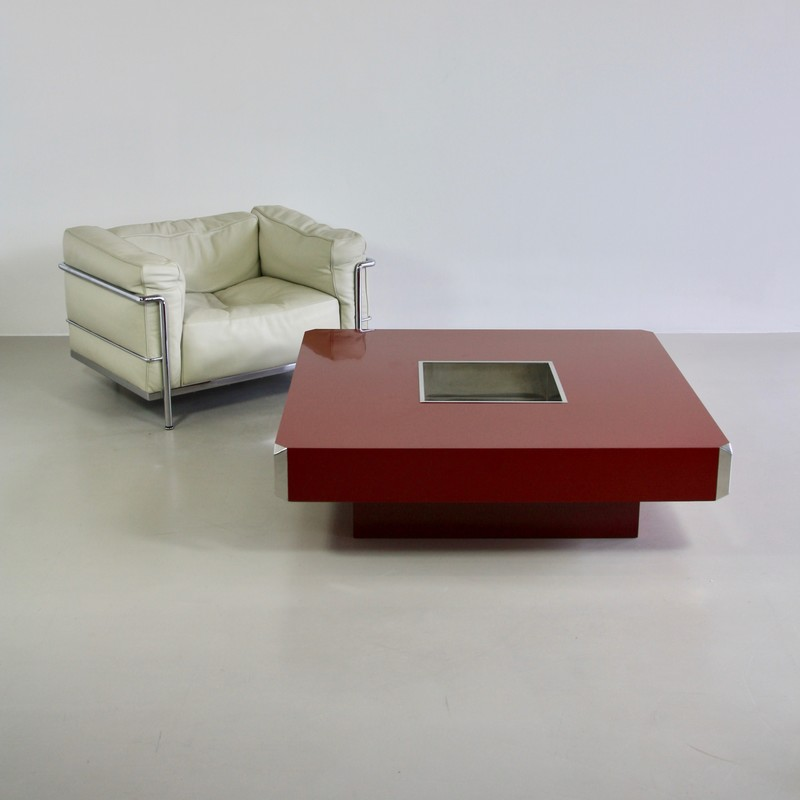 Lounge Chair LC3 by LE CORBUSIER, JEANNERET & PERRIAND, Cassina