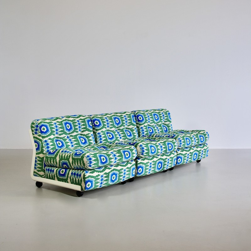 Modular Sofa by Mario BELLINI for B&B Italia.