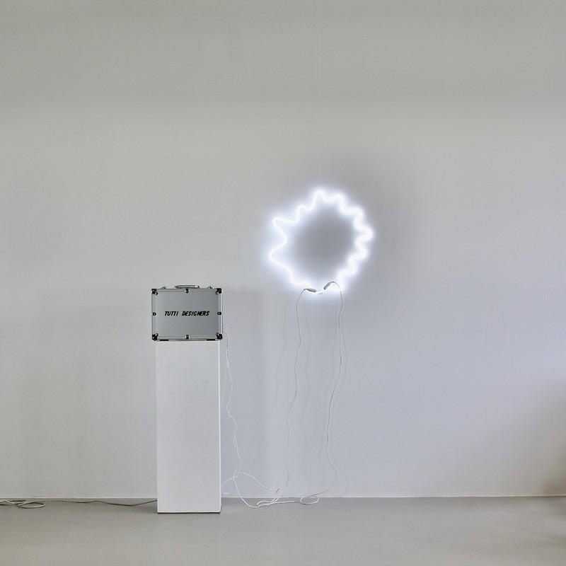 Neon multiple by Michelangelo PISTOLETTO, 1989