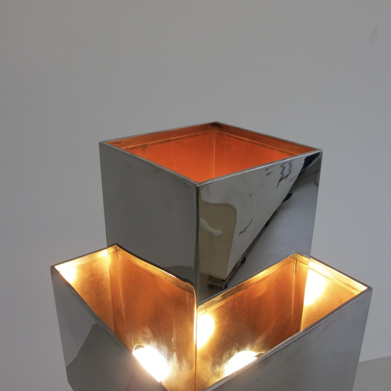 Original, large Willy RIZZO Table Lamp