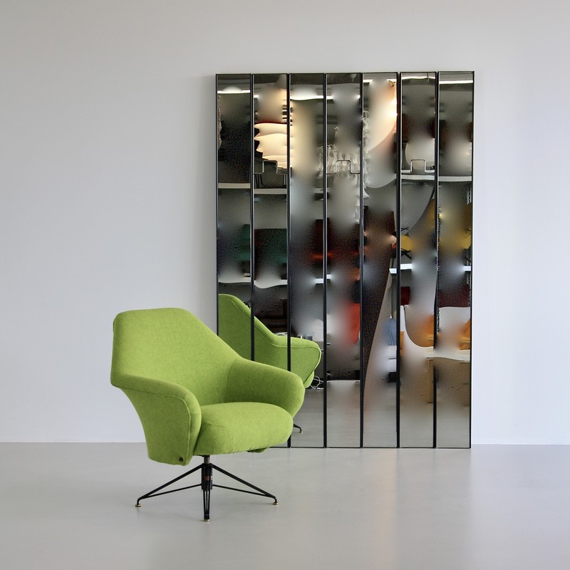 Set of Mirrors by BERTONCINI