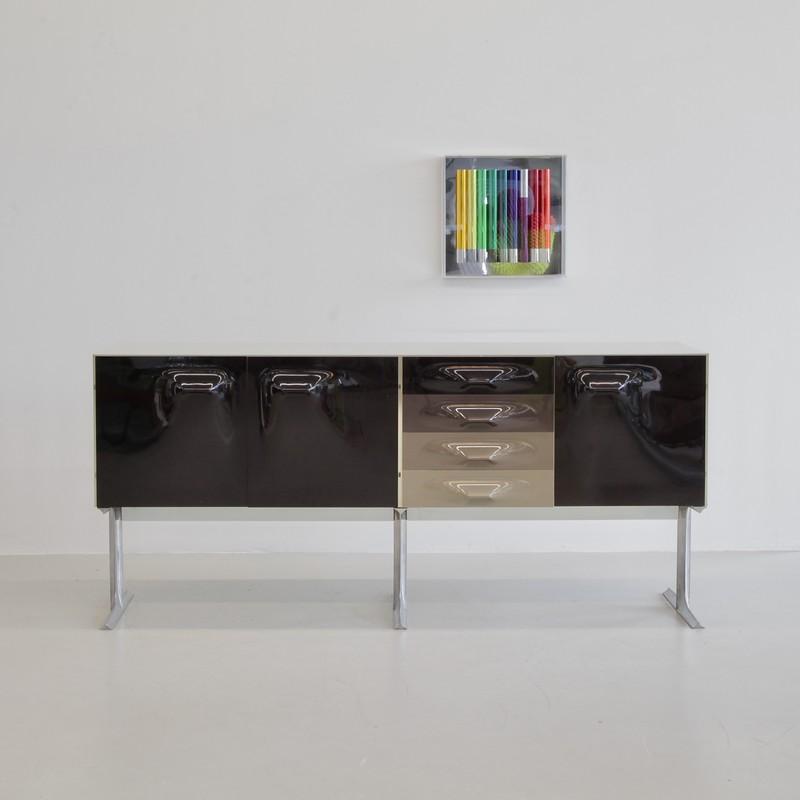 Sideboard by Raymond LOEWY, DF2000, 1969