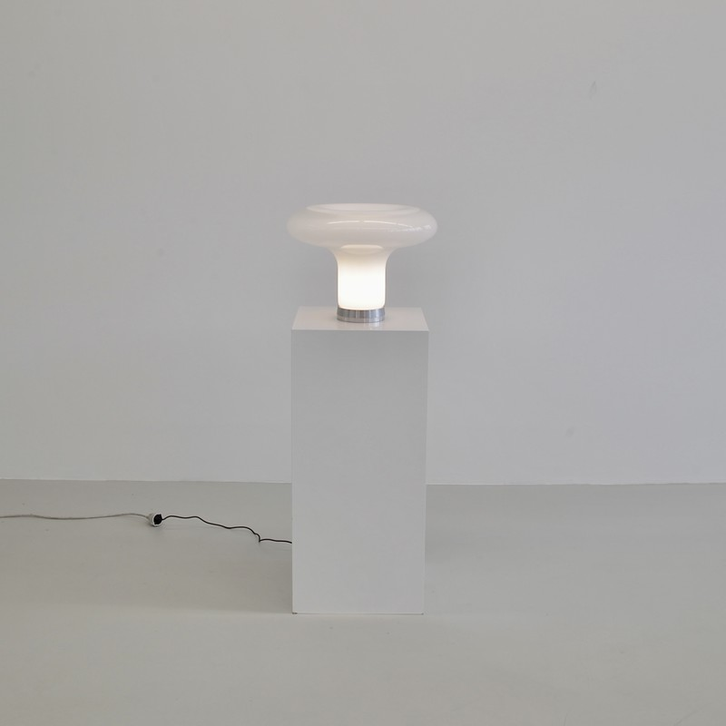 Table Lamp by Angelo MANGIAROTTI for ARTEMIDE