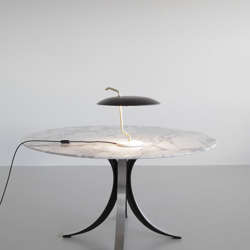 Table Lamp designed by Gino SARFATTI, Model 537 (re-edition)