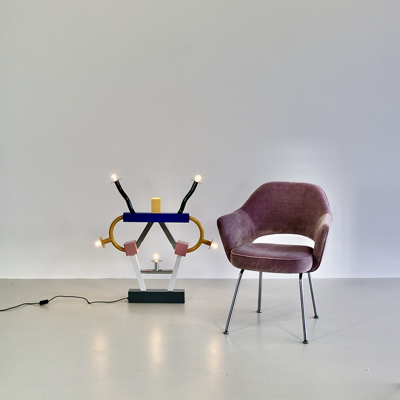 Table Lamp by Ettore SOTTSASS