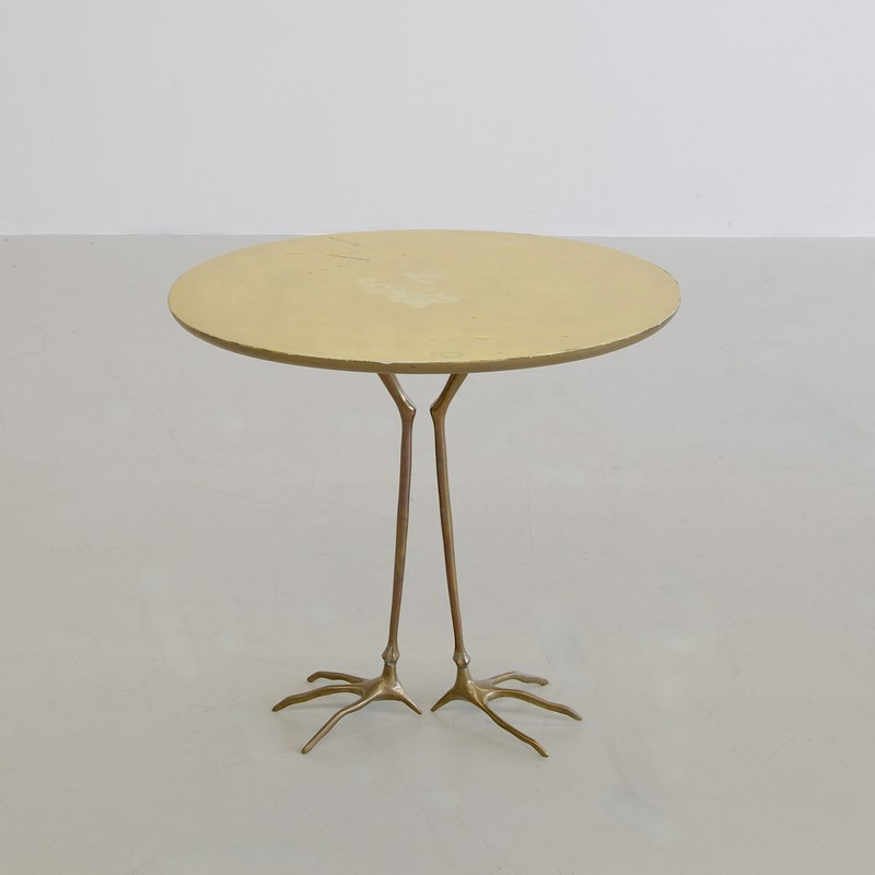 TRACCIA Table by Meret Opopenheim, 1970s