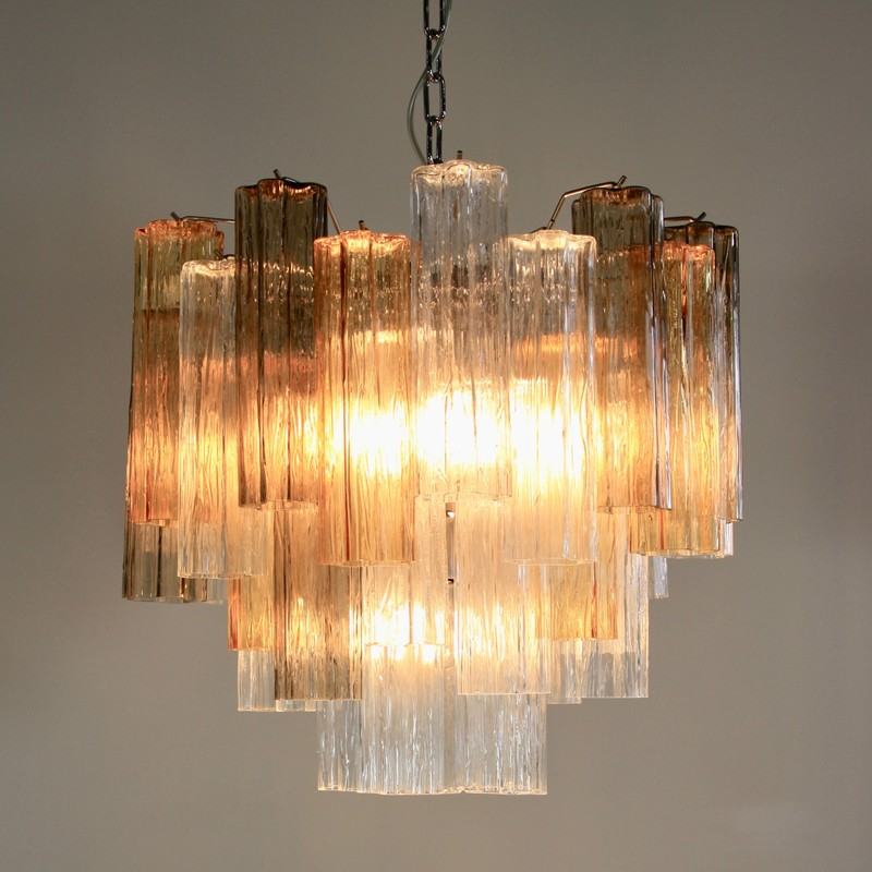Tronchi MURANO Glass Chandelier (3 colours), Italy