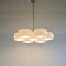 Ceiling Lamp EPTACLINIO designed by Vico MAGISTRETTI for Artemide, 1961