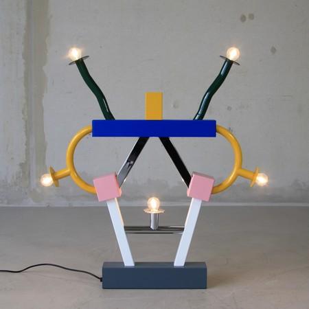 Ashkoa Lamp by Ettore SOTTSASS