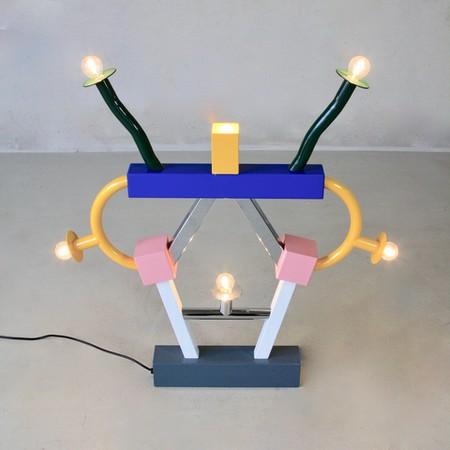 Ashoka Lamp by Ettore SOTTSASS