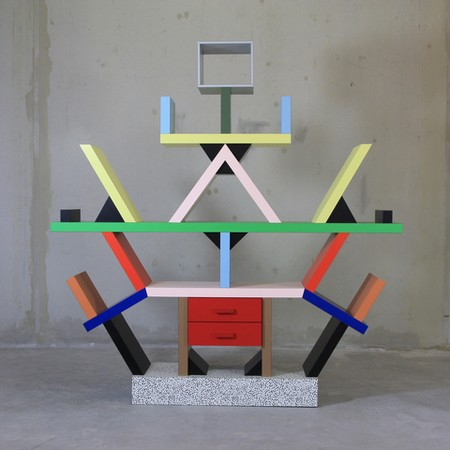 The CARLTON designed by Ettore SOTTSASS