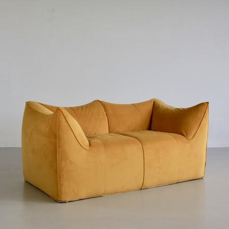 "Two Seat ""Bambole"" Sofa by Mario BELLINI for B&B ITALIA"
