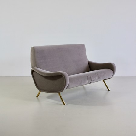 Two Seat Sofa by Marco ZANUSO for ARFLEX