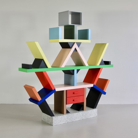 The CARLTON by Ettore SOTTSASS 1981