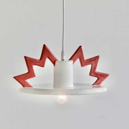 Ceiling Lamp designed by Matteo Thun, 1983
