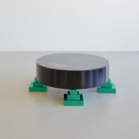 Coffee Table designed by E. SOTTSASS, 1983