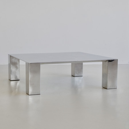 Coffee Table designed by Giovanni OFFREDI for SAPORITI, 1970s