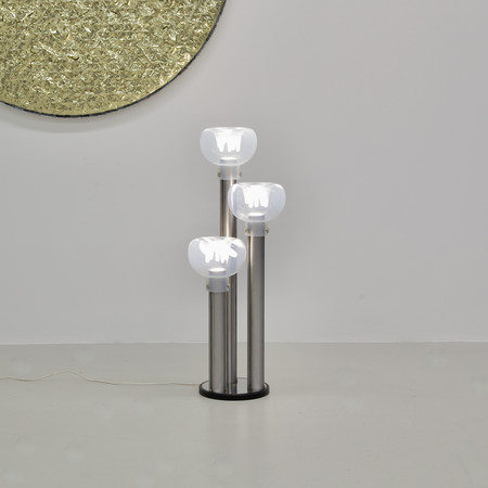 Floor Lamp by Tony ZUCCHERI, 1970s