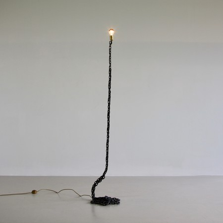 Franz West Floor Lamp, 1989